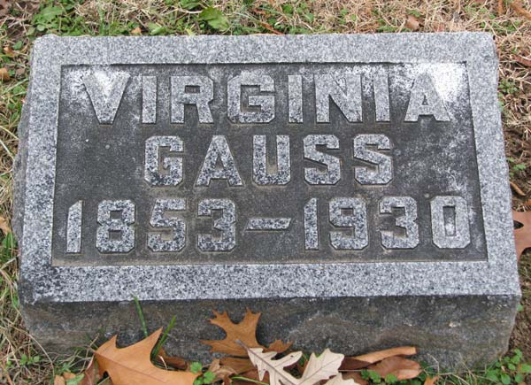 GAUSS, Virginia (1853 - 1930)-GM1.jpg